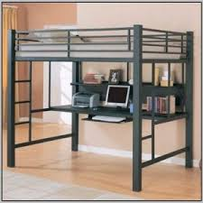 queen loft bed frame singapore bedding home decorating ideas