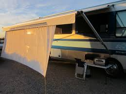 Awning Track Rving The Usa Is Our Big Backyard Motorhome Modifications