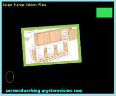 Woodworking Plans Garage Storage Cabinets by Garage Storage Plans Diy 215359 Woodworking Plans And Projects