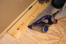 hardwood flooring with a finish nailer carpet vidalondon