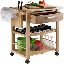 finland kitchen cart natural walmart com