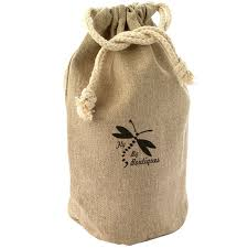 burlap drawstring bags jute drawstring bag manufacturer exporter 003 handcraft co in