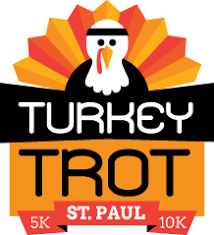 way to fight the thanksgiving calories turkey trot 5k