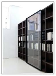 Small Bookcase With Doors Bookcase Ikea White Billy Bookcase Glass Doors 16 Scale White