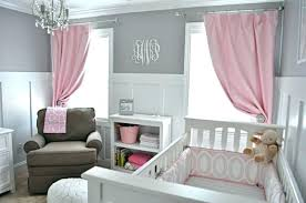 Gray And Pink Curtains Light Pink Sheer Curtains Mirak Info