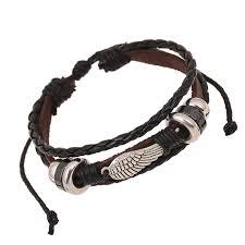 cord rope bracelet images Viking punk braided rope cord bracelets jpg
