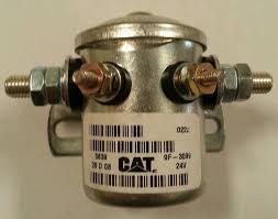 genuine cat caterpillar starter solenoid switch 9f 3099