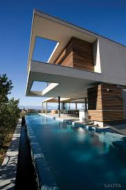 contemporary beachfront home in south africa idesignarch