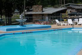 pools bass point resort amenities