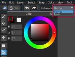 1 using tools medibang paint