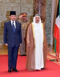 sultan hassanal bolkiah his highness the amir sheikh sabah al ahmad al jaber al sabah