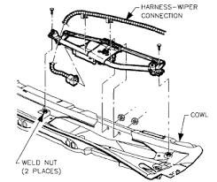 saturn vue windshield wiper motor wiring diagram gandul 45 77 79 119