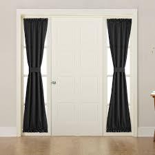 zero gramercy side light window curtain
