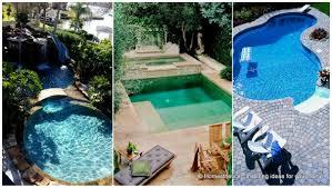 Ideas For A Small Backyard by Backyards Compact Small Backyard Swimming Pools Images Backyard