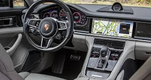porsche hatchback interior preview 2017 porsche panamera luxury sedan consumer reports