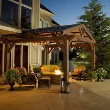 Deck Plans With Pergola by Best 20 Wood Pergola Kits Ideas On Pinterest Deck Decking