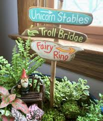 Fairy Garden Craft Ideas - 30 beautiful magical fairy garden craft and ideas fairy gardens