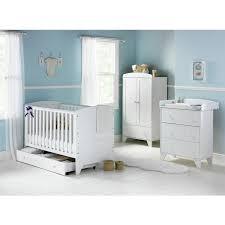 Nursery Furniture Set White 349 99 Babystart New Oxford 5 Furniture Set White At Argos
