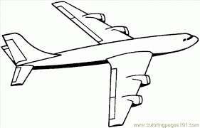 incredible beautiful coloring pages airplanes
