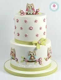 cute chevron owl cake fun funky u0026 creative cakes pinterest
