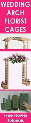 wedding arches supplies wedding arch with fresh flowers florist foam raquettes free