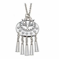 silver items kalevala moon goddess silver pendant necklace most popular items