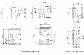 wonderful small bathroom floor plans on interior decor concept