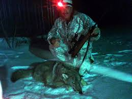 Coyote Hunting Lights Us Outdoorsman Central Endorses And Promotes Night Eyes Lights