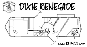 dixie renegade full living quarters horse trailers starting at
