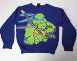 tmnt sweater etsy