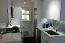 Simple Kitchen Design Pictures by Kitchen Small And Simple Kitchen Design Equipped With White