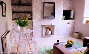 home design challenge who left the great interior design challenge this week daily