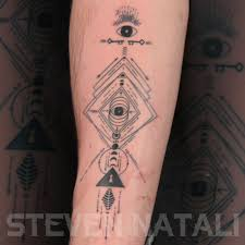 a leif podhajsky original design tattooed by steven natali at