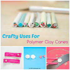 sew can do fun u0026 easy craft projects using polymer clay canes