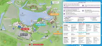 Florida Springs Map by Downtown Disney Parking Information U0026 Tips Disney Parks Blog