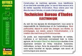 technicien bureau d ude salaire onisep fr equipeseducatives mars ppt télécharger
