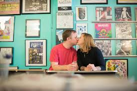 sherry steve s celebrated summer record store engagement hi fi