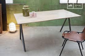 Table Repas Style Industriel by Table Industrielle Meuble Industriel Pib