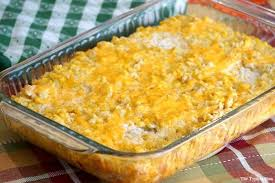 the best corn casserole recipe the typical