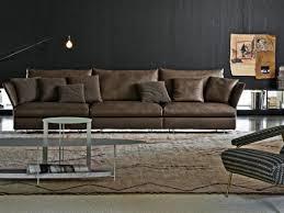canap d angle cuir vieilli photos canapé d angle cuir marron clair