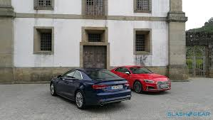 2018 audi a5 and s5 first drive u2013 gran tourismo inspired coupe