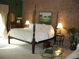 bed back wall design bedroom original bedroom design interior for relaxing with brick