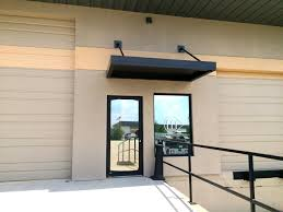 Wall Awning Commercial Awnings Kansas City Tent U0026 Awning Metal Awnings
