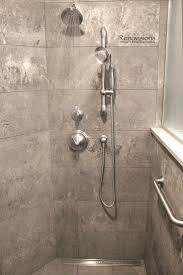 Open Showers 216 Best Bathroom Renovisions Images On Pinterest Porcelain Tile