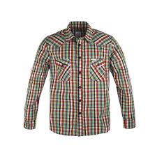 topo designs western plaid shirt i made in usa topo designs
