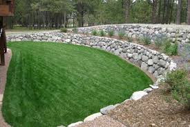 retaining wall design accent landscapes inc