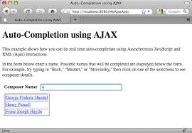 introduction to ajax for java web applications netbeans ide tutorial