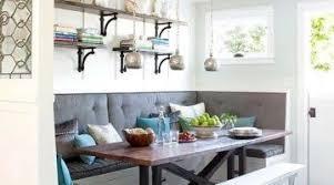 eat in kitchen furniture fabulous kitchen built in seating eat kitchen built in bench seat