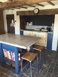 kitchen island worktops uk polished concrete worktop island www arnoldskitchens co uk