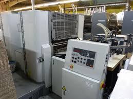 sakurai oliver 272 e ii offset presses sheetfed